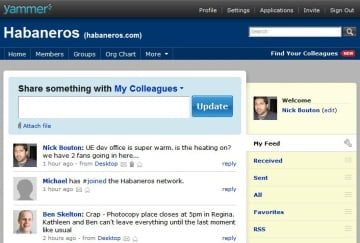 Yammer: Microblogging for the Enterprise