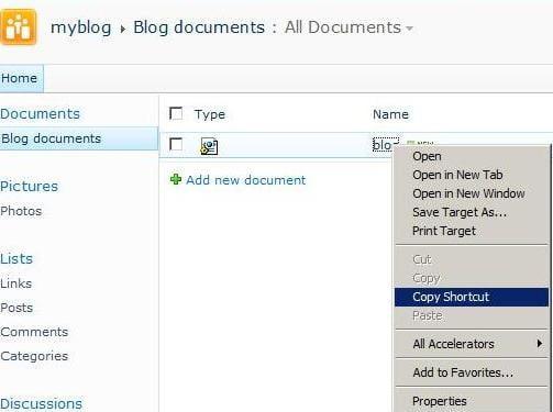 edit sharepoint template